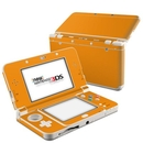 DecalGirl N3DS15-SS-ORN Nintendo 3DS 2015 Skin - Solid State Orange (Skin Only)