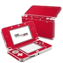 DecalGirl N3DS15-SS-RED Nintendo 3DS 2015 Skin - Solid State Red (Skin Only)