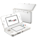 DecalGirl N3DS15-SS-WHT Nintendo 3DS 2015 Skin - Solid State White (Skin Only)
