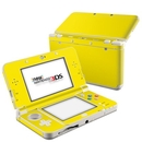 DecalGirl N3DS15-SS-YEL Nintendo 3DS 2015 Skin - Solid State Yellow (Skin Only)