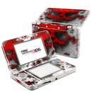 DecalGirl N3DS15-WAR-LIGHT Nintendo 3DS 2015 Skin - War Light (Skin Only)