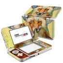 DecalGirl N3DS15-WISEFOX Nintendo 3DS 2015 Skin - Wise Fox (Skin Only)