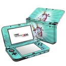 DecalGirl N3DSLL-BEYOUNI Nintendo 3DS LL Skin - Be You Unicorn (Skin Only)