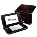 DecalGirl N3DSLL-BLKSTONE Nintendo 3DS LL Skin - Black Stone (Skin Only)