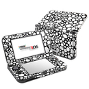 DecalGirl N3DSLL-BWBUBBLES Nintendo 3DS LL Skin - BW Bubbles (Skin Only)
