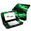 DecalGirl N3DSLL-KRYPTONITE Nintendo 3DS LL Skin - Kryptonite (Skin Only)
