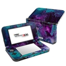DecalGirl N3DSLL-NEBULOS Nintendo 3DS LL Skin - Nebulosity (Skin Only)