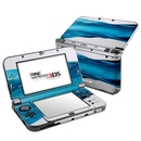 DecalGirl N3DSLL-RIVER Nintendo 3DS LL Skin - River (Skin Only)