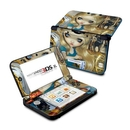 DecalGirl N3DX-ALICEDALI Nintendo 3DS XL Skin - Alice in a Dali Dream (Skin Only)