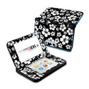DecalGirl N3DX-ALOHA-BLK Nintendo 3DS XL Skin - Aloha Black (Skin Only)