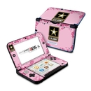 DecalGirl N3DX-ARMY-PNK Nintendo 3DS XL Skin - Army Pink (Skin Only)