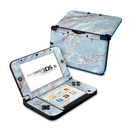 DecalGirl N3DX-ATLMRB Nintendo 3DS XL Skin - Atlantic Marble (Skin Only)