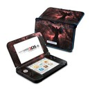 DecalGirl N3DX-BLKANGEL Nintendo 3DS XL Skin - Black Angel (Skin Only)