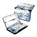 DecalGirl N3DX-BLUEWILLOW Nintendo 3DS XL Skin - Blue Willow (Skin Only)