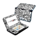 DecalGirl N3DX-BWBUBBLES Nintendo 3DS XL Skin - BW Bubbles (Skin Only)