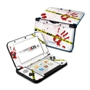 DecalGirl N3DX-CRIME-REV Nintendo 3DS XL Skin - Crime Scene Revisited (Skin Only)