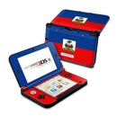DecalGirl N3DX-FLAG-HAITI Nintendo 3DS XL Skin - Haiti Flag (Skin Only)