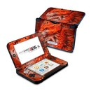 DecalGirl N3DX-FLAMEDRGN Nintendo 3DS XL Skin - Flame Dragon (Skin Only)