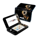 DecalGirl N3DX-FLWRFURY Nintendo 3DS XL Skin - Flower Fury (Skin Only)
