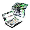 DecalGirl N3DX-GRN1 Nintendo 3DS XL Skin - Green 1 (Skin Only)