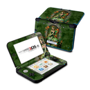 DecalGirl N3DX-JADEFAIRY Nintendo 3DS XL Skin - Jade Fairy (Skin Only)