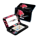 DecalGirl N3DX-LIONSHK Nintendo 3DS XL Skin - Lions Hate Kale (Skin Only)