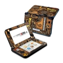 DecalGirl N3DX-MELEMENTS Nintendo 3DS XL Skin - Music Elements (Skin Only)
