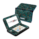 DecalGirl N3DX-MUSICN Nintendo 3DS XL Skin - Music Notes (Skin Only)