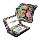 DecalGirl N3DX-MYHAPPYPLACE Nintendo 3DS XL Skin - My Happy Place (Skin Only)