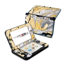 DecalGirl N3DX-ORNATEMRB Nintendo 3DS XL Skin - Ornate Marble (Skin Only)