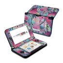 DecalGirl N3DX-PAPERCHAIN Nintendo 3DS XL Skin - Paper Chain (Skin Only)