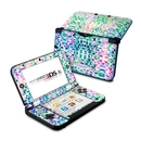 DecalGirl N3DX-PASTELTRIANGLE Nintendo 3DS XL Skin - Pastel Triangle (Skin Only)