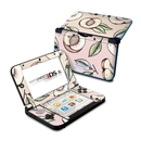 DecalGirl N3DX-PEACHPLEASE Nintendo 3DS XL Skin - Peach Please (Skin Only)