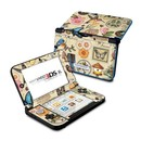 DecalGirl N3DX-SPRINGALL Nintendo 3DS XL Skin - Spring All (Skin Only)