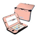 DecalGirl N3DX-SS-PCH Nintendo 3DS XL Skin - Solid State Peach (Skin Only)