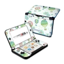 DecalGirl N3DX-UPANDAWAY Nintendo 3DS XL Skin - Up and Away (Skin Only)