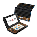 DecalGirl N3DX-WGS Nintendo 3DS XL Skin - Wooden Gaming System (Skin Only)