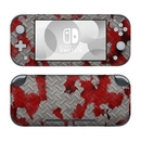 DecalGirl NSL-ACCIDENT Nintendo Switch Lite Skin - Accident (Skin Only)