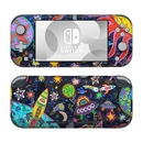 DecalGirl NSL-OSPACE Nintendo Switch Lite Skin - Out to Space (Skin Only)