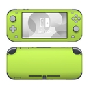 DecalGirl NSL-SS-LIM Nintendo Switch Lite Skin - Solid State Lime (Skin Only)