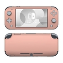 DecalGirl NSL-SS-PCH Nintendo Switch Lite Skin - Solid State Peach (Skin Only)