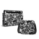 DecalGirl NSW-BONES Nintendo Switch Skin - Bones (Skin Only)