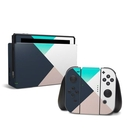 DecalGirl NSW-CURRENTS Nintendo Switch Skin - Currents (Skin Only)