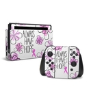 DecalGirl NSW-HAVEHOPE Nintendo Switch Skin - Always Have Hope (Skin Only)
