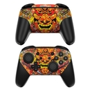 DecalGirl NSWP-ACREST Nintendo Switch Pro Controller Skin - Asian Crest (Skin Only)