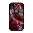 DecalGirl OCAIXR-APOC-RED OtterBox Commuter iPhone XR Case Skin - Apocalypse Red (Skin Only)