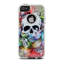 DecalGirl OCI5-VISIONARY OtterBox Commuter iPhone 5 Case Skin - Visionary (Skin Only)