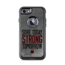 DecalGirl OCI7-STST OtterBox Commuter iPhone 7 Case Skin - Strong Tomorrow (Skin Only)