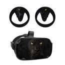 DecalGirl OCQU-BLK-PANTHER Oculus Quest Skin - Black Panther (Skin Only)