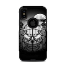 DecalGirl OCXS-ABHOPE OtterBox Commuter iPhone X-XS Case Skin - Abandon Hope (Skin Only)